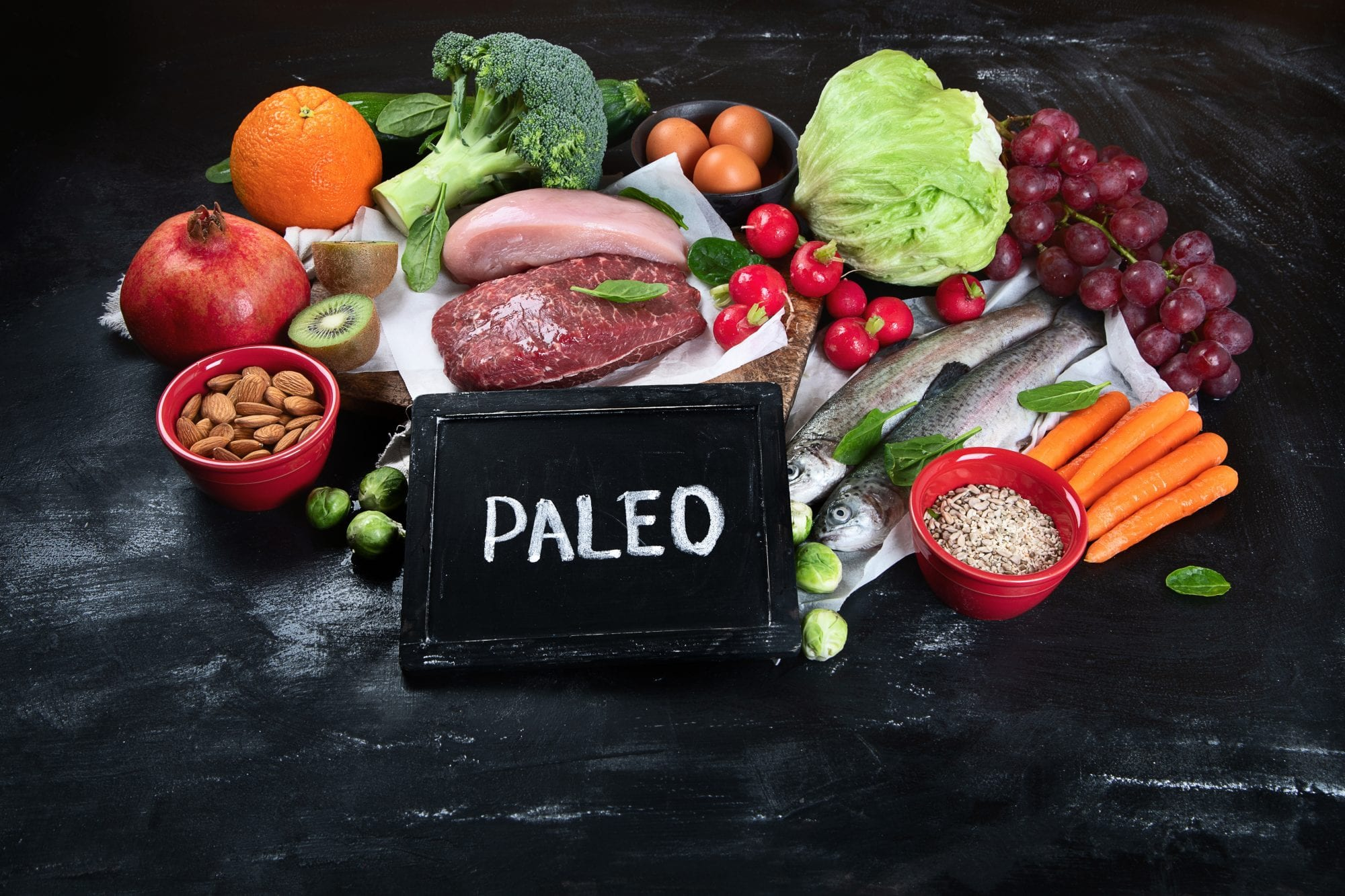Paleo diet high-carbs products are bad for MS people.